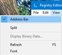 Amazon Drive Registry